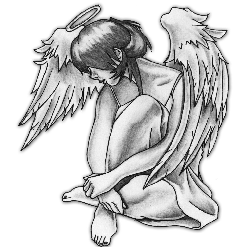 angel tattoo meanings and design ideas