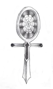 Ankh Tattoo Dreamcatcher