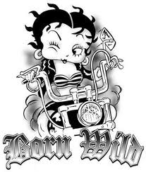 Betty Boop Tattoo Meaning  Betty Boop Tattoo Ideas