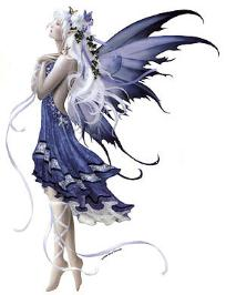 Fairy in Blue
