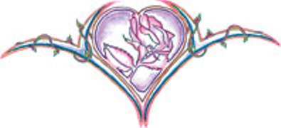 free heart tattoo images