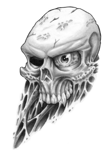 Skull Tattoo Meaning and Ideas