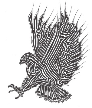 Hawk Tattoo Ideas