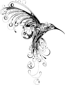 Hummingbirds Tatoo Ideas