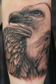 eagle tattoo on arm