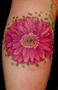 Flower Specials on Daisy Tattoo Meaning   Ideas   Images  Pictures