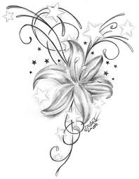 Flower tattoo meaning ideas images pictures a look at the different types of floral tattoos mightylinksfo
