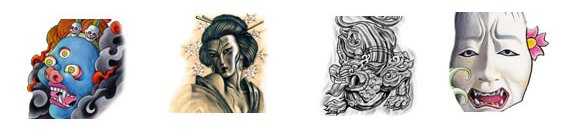 japanese tattoo images