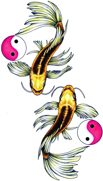 Koi tattoo meanings ideas for koi tattoos for Types of koi fish and meanings
